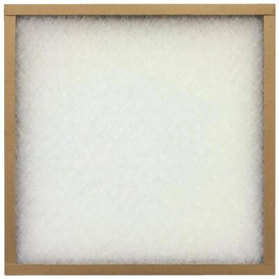 Flanders PrecisionAire 10 In. x 24 In. x 1 In. EZ Flow II MERV 4 Furnace Filter