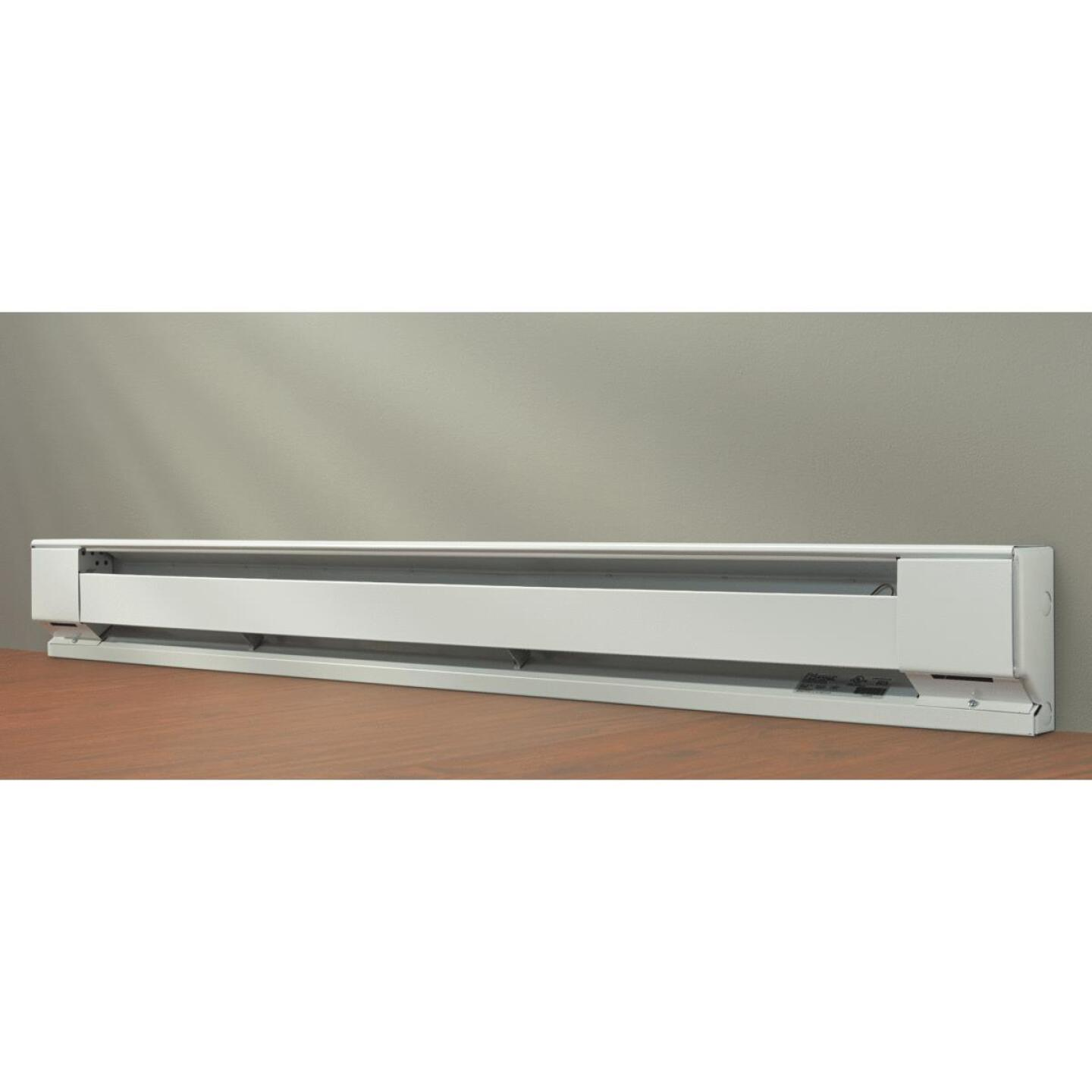 Fahrenheat 72 In. 1500-Watt 120-Volt Electric Baseboard Heater, Northern White Image 2
