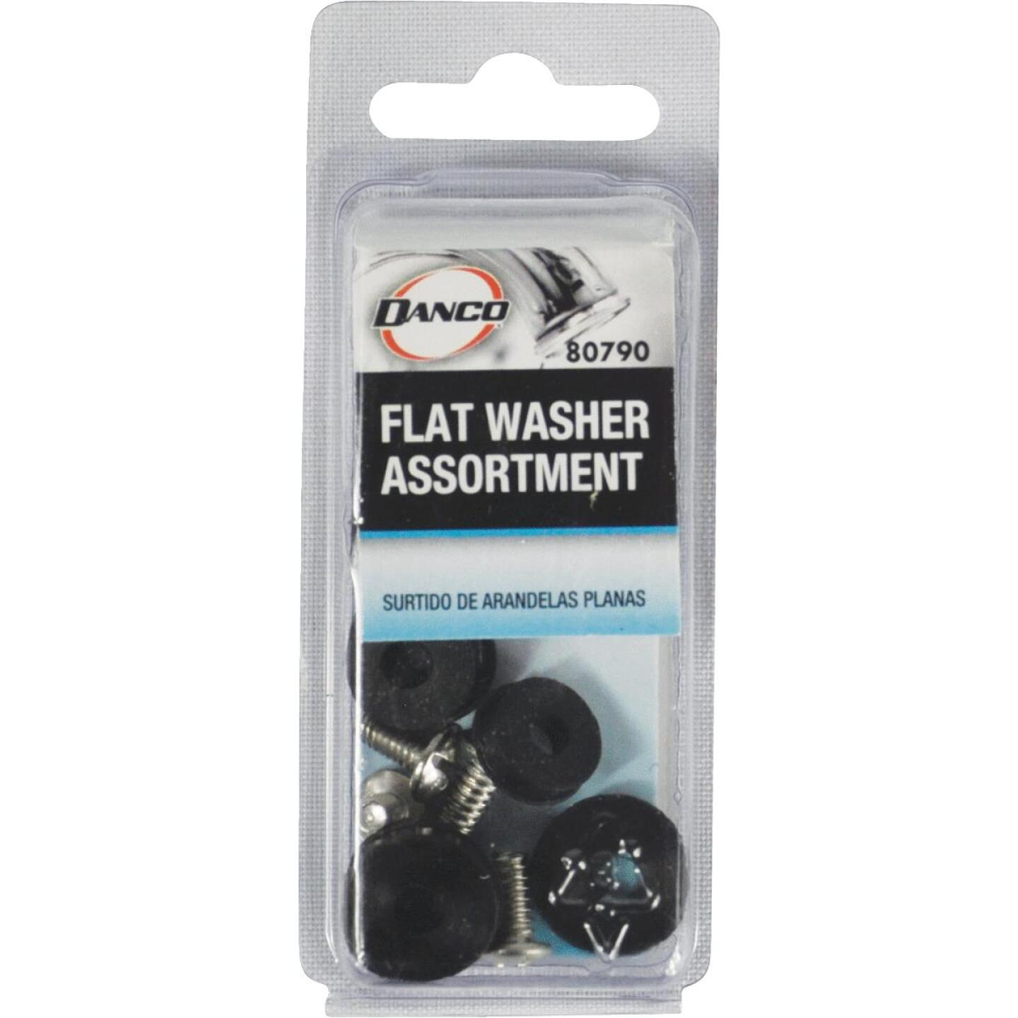 Danco Assorted Black Flat Faucet Washer Image 2