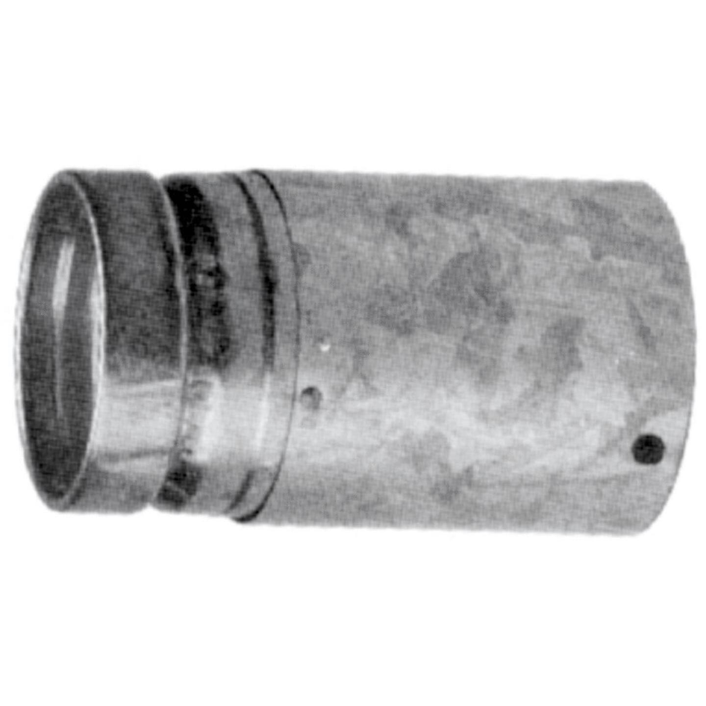 SELKIRK RV 3 In. x 18 In. Adjustable Round Gas Vent Pipe Image 1
