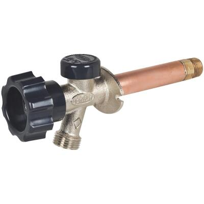 Prier 1/2 In. SWT X 1/2 In. X 12 In. IPS Anti-Siphon Frost Free Wall Hydrant