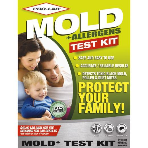 Pro Lab Within 48 Hours Mold Test Kit