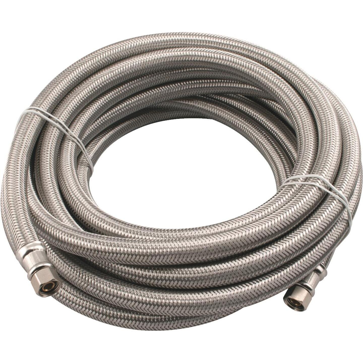 B&K 1/4 In. x 20 Ft. Ice Maker Connector Hose Image 1