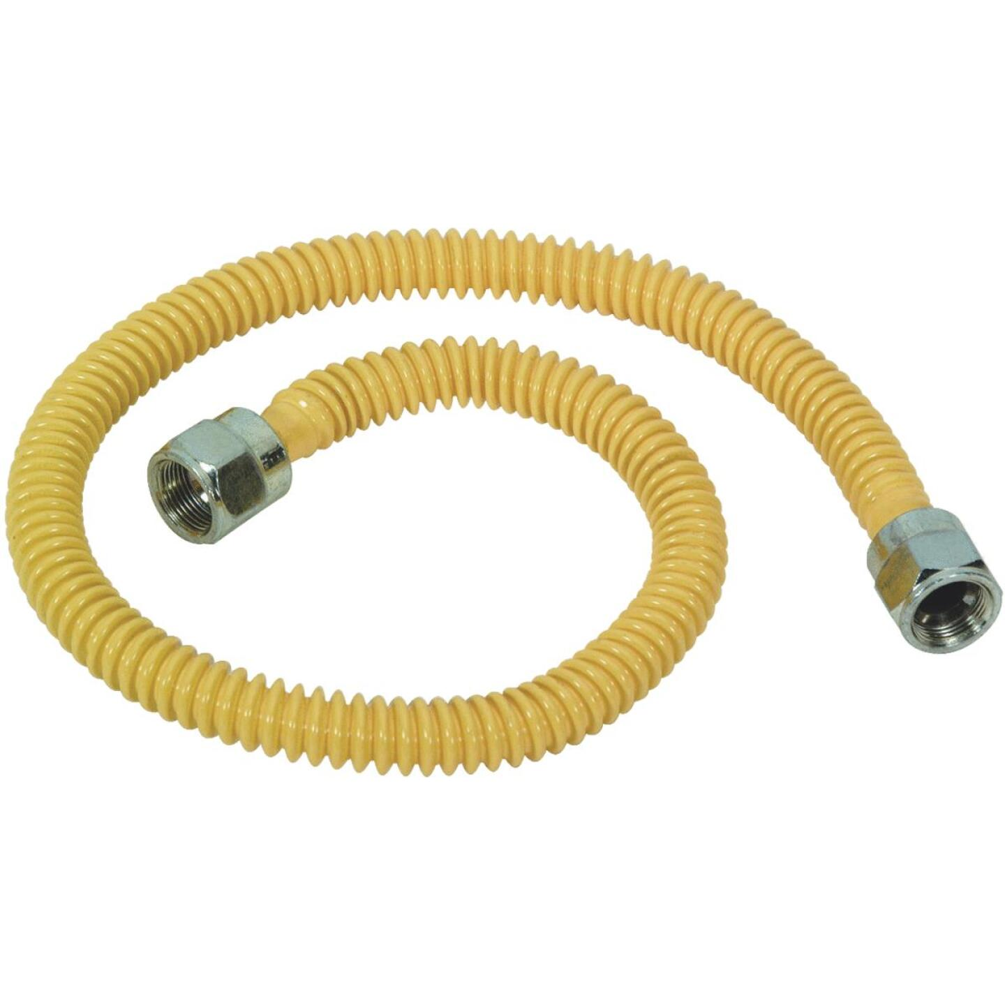 Watts 3/8 In. x 34 In. Flexible Gas Connector Image 1