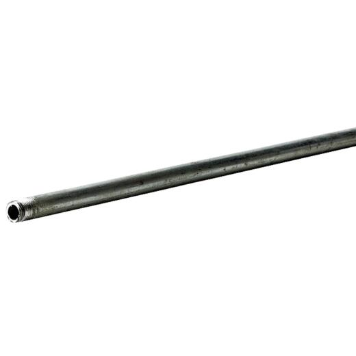 Southland 1/2 In. x 21 Ft. Carbon Steel Threaded and Coupled Galvanized Pipe