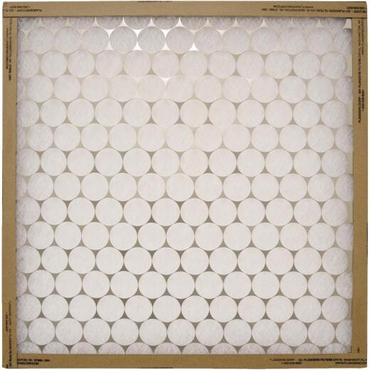 Flanders PrecisionAire 16 In. x 25 In. x 1 In. EZ Flow Heavy-Duty MERV 4 Furnace Filter