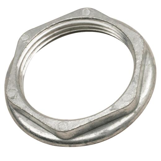 Do it 1-1/4 In. Metal Zinc Jam Nut