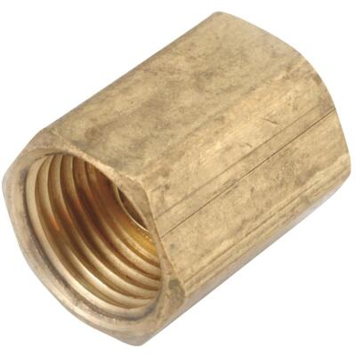 Anderson Metals 3/16 In. Brass Inverted Flare Union