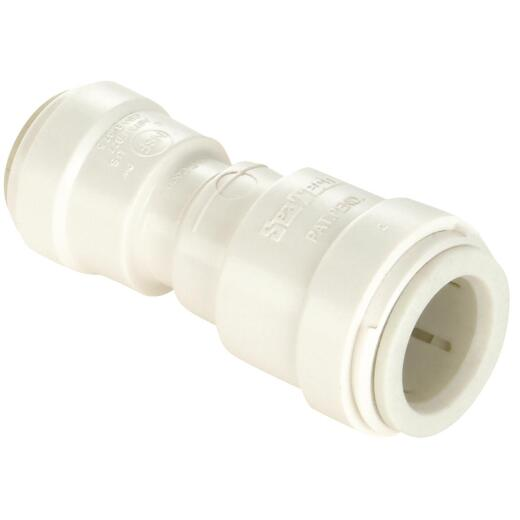 Watts 1/2 In. x 3/8 In. Reducer Quick Connect Plastic Coupling