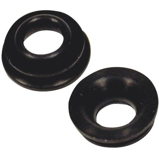 Danco Black Faucet Stem Rubber Faucet Washer (2 Ct.)