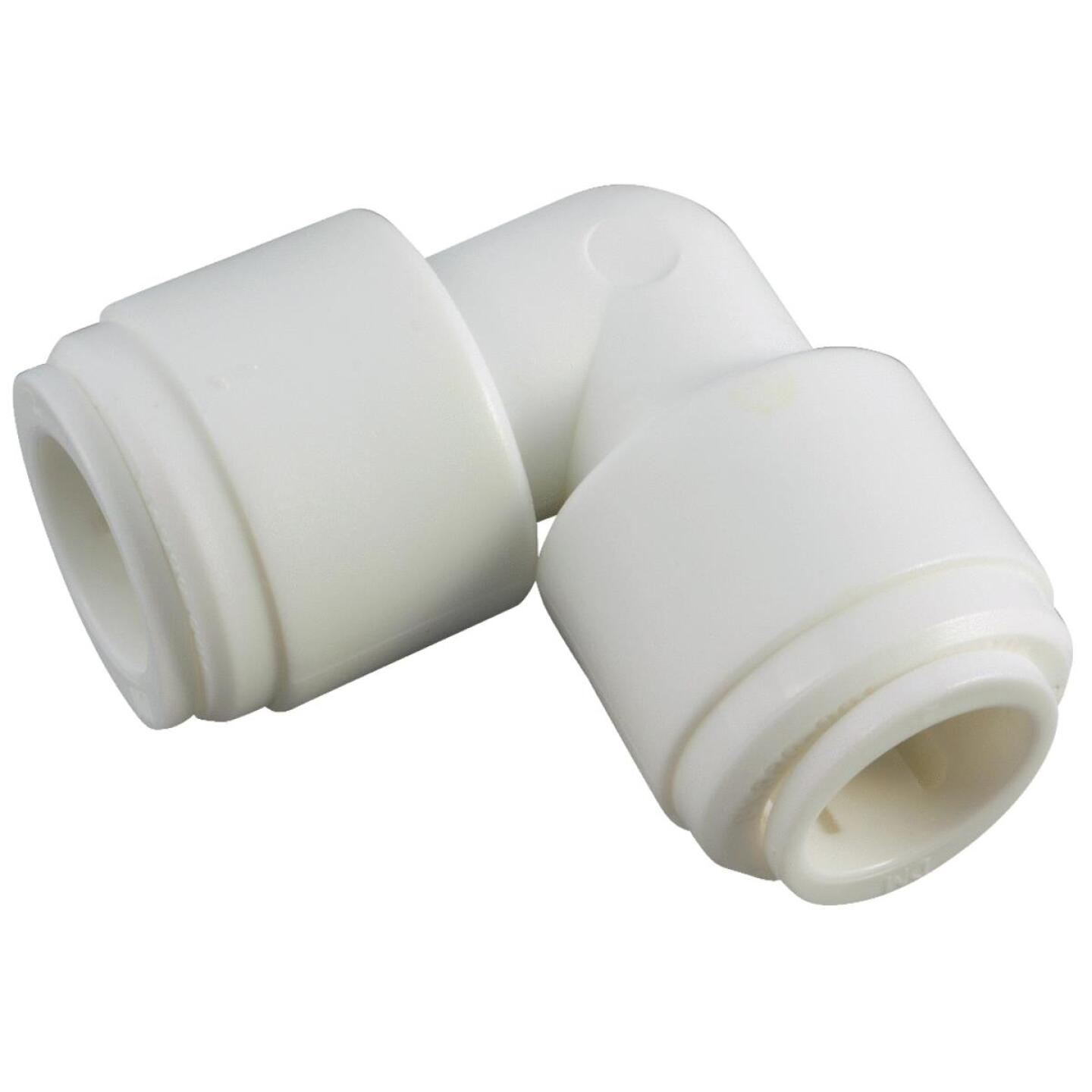 Anderson Metals 3/8 In. x 3/8 In. Push-in Plastic Elbow Image 1