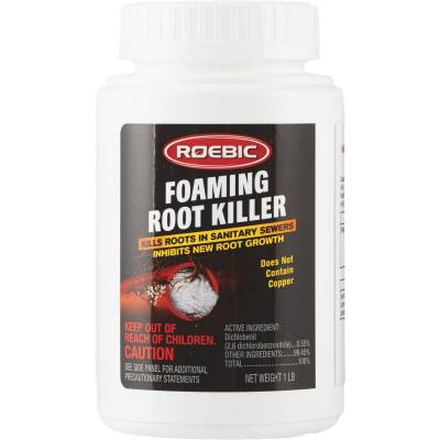 Roebic 1 Lb. Foam Root Killer