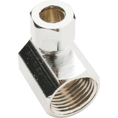 Do it 3/8 In. FIP X 3/8 In. OD Angle Connector