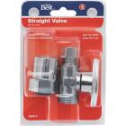 Do it 1/2 In. CPVC x 3/8 In. Compression Quarter Turn Straight Valve Image 2