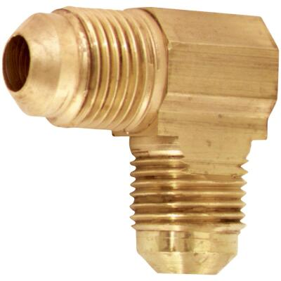 Do it 5/8 In. x 5/8 In. 2-Way Low Lead Flare Brass Elbow