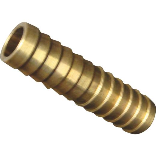 Simmons 1 In. Red Brass Low Lead Insert Coupling