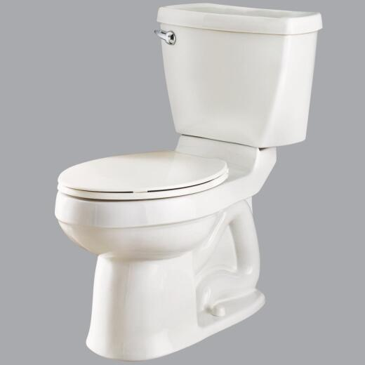 American Standard Champion 4 Right Height White Elongated Bowl 1.6 GPF Toilet