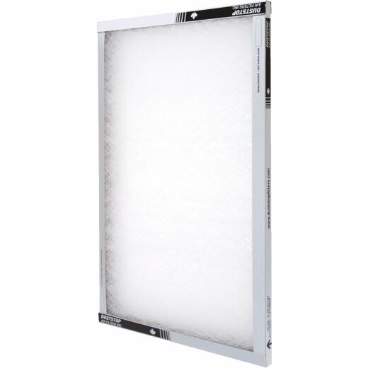 Duststop 24 In. x 24 In. x 1 In. Standard MERV 4 Furnace Filter