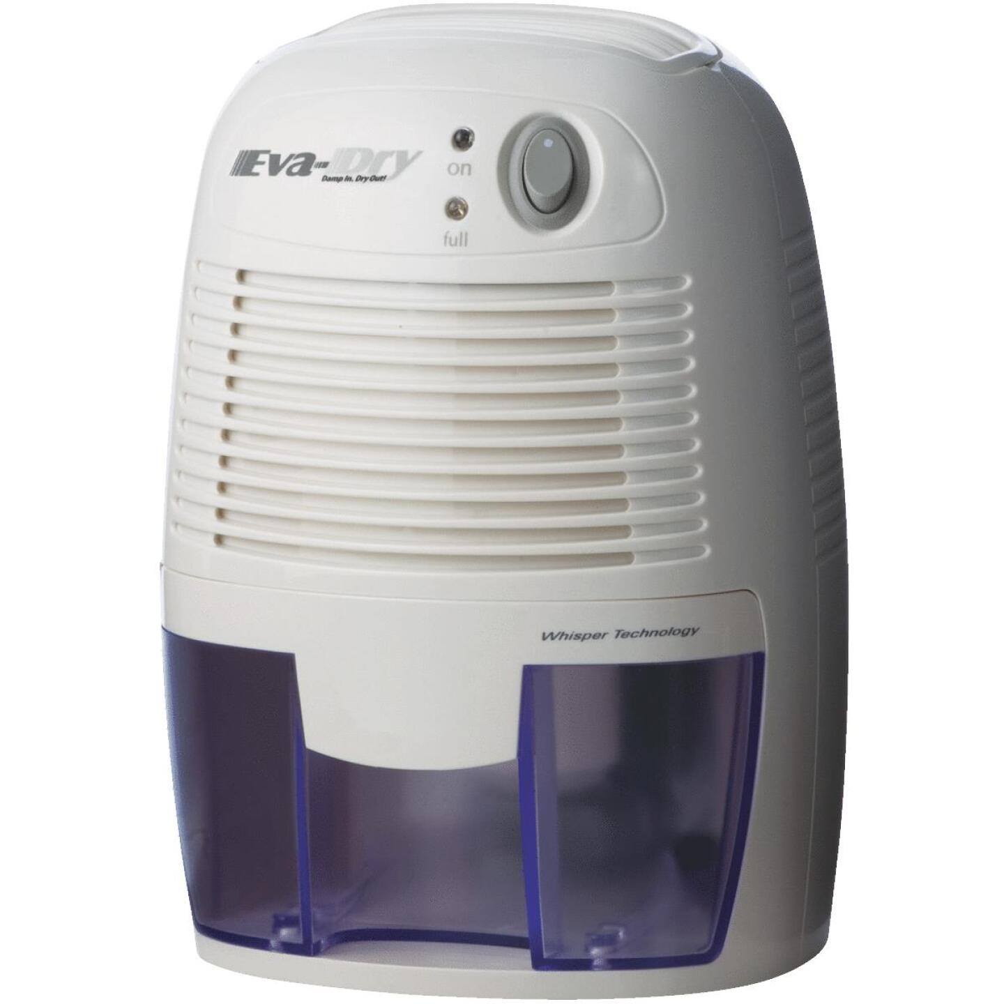 Eva-Dry 8 Oz./Day 1100 Cu. Ft. Coverage 1-Speed Dehumidifier Image 1
