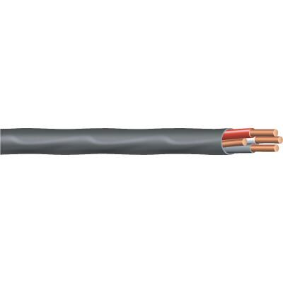 Romex 100 Ft. 8-3 Stranded Black NMW/G Wire