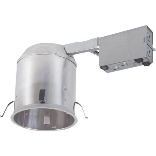 Halo Air-Tite 6 In. Remodel IC Rated LED Recessed Light Fixture
