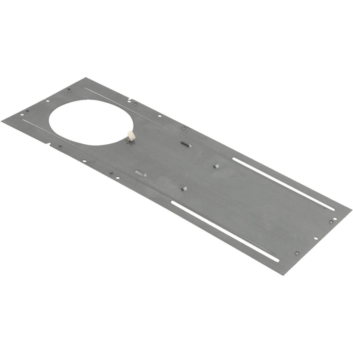 Liteline Trenz ThinLED 4 In. Round Recessed Fixture Mounting Plate Image 1