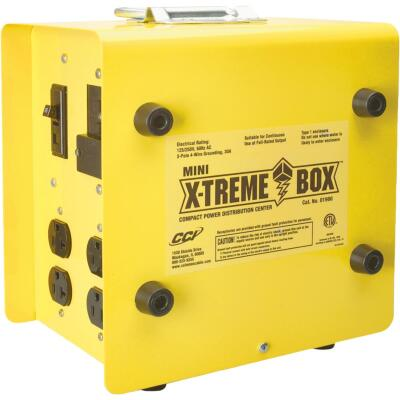 Southwire Mini X-Treme Box 30A Generator Power Inlet Box