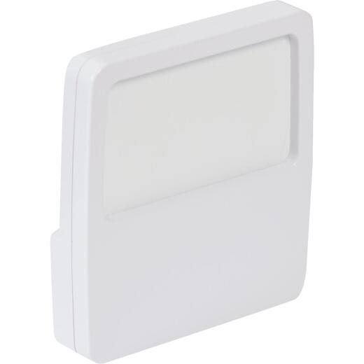 Westek Forever Glo White Plug-In LED Night Light