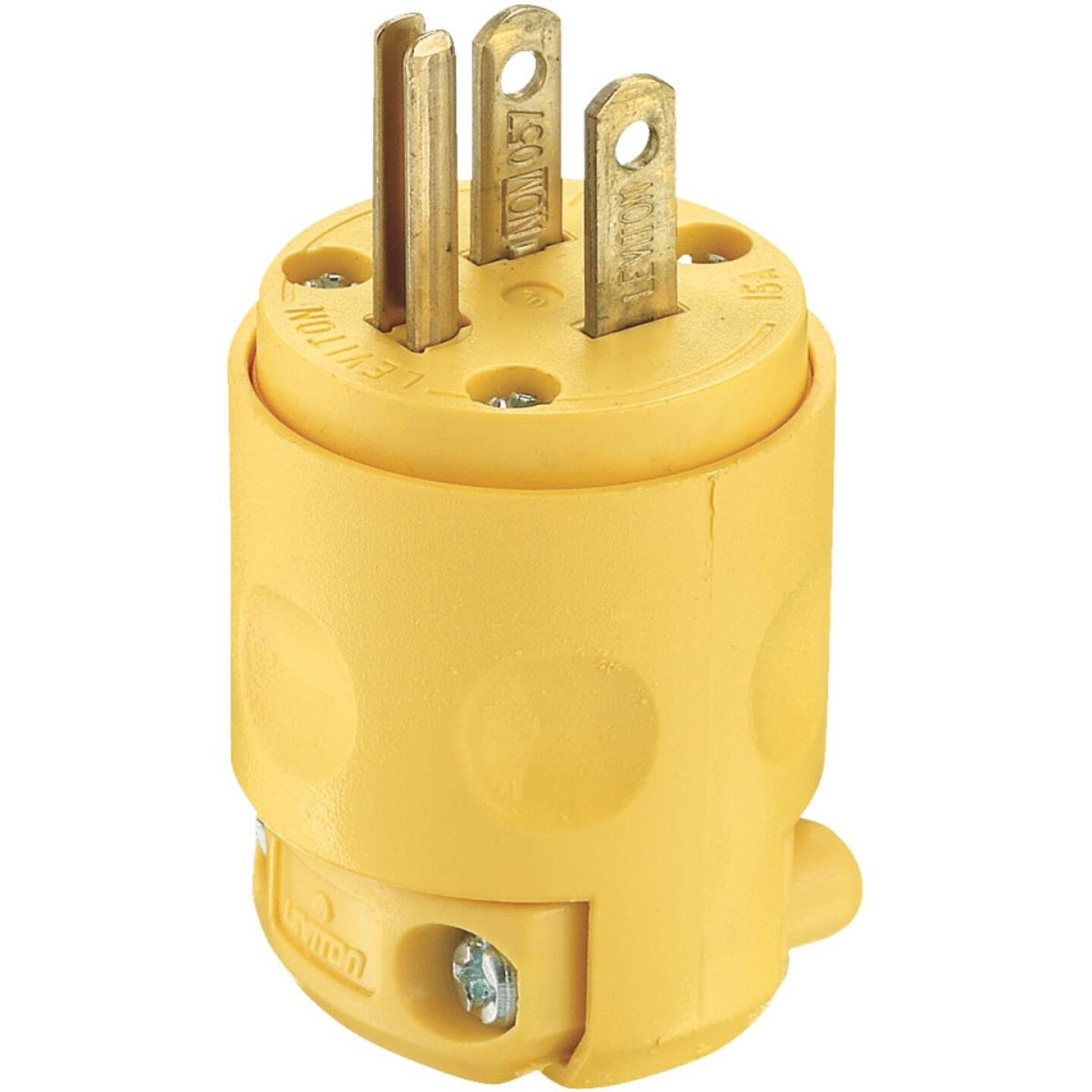 Do it 15A 125V 3-Wire 2-Pole Residential Grade Cord Plug Image 3