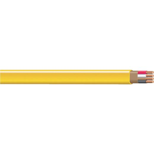 Romex 250 Ft. 12-3 Solid Yellow NMW/G Wire