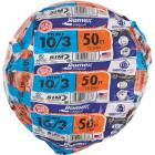 Romex 50 Ft. 10-3 Solid Orange NMW/G Wire Image 2