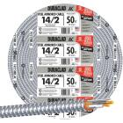 Southwire 50 Ft. 14/2 AC Armored Cable Image 1