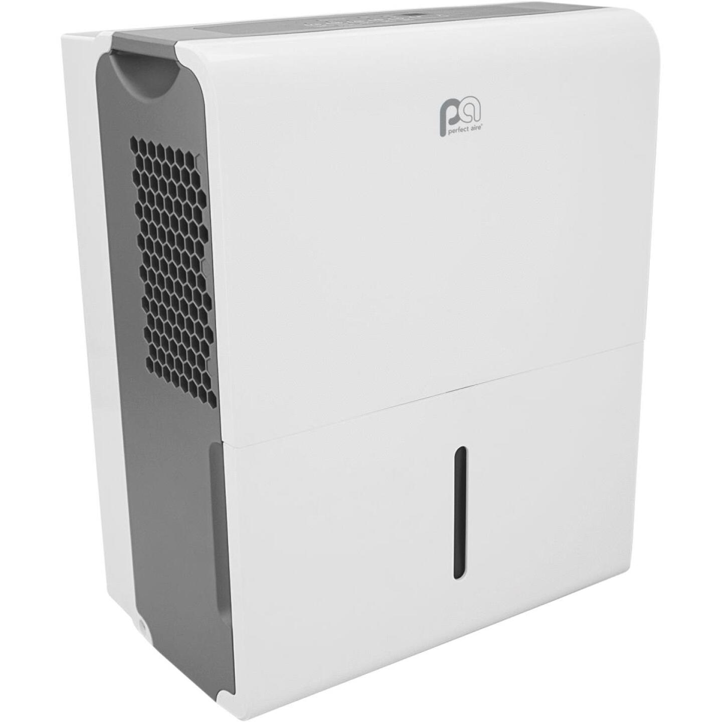 Perfect Aire 22 Pt./Day 430 Sq. Ft. Coverage 2-Speed Flat Panel Dehumidifier Image 3