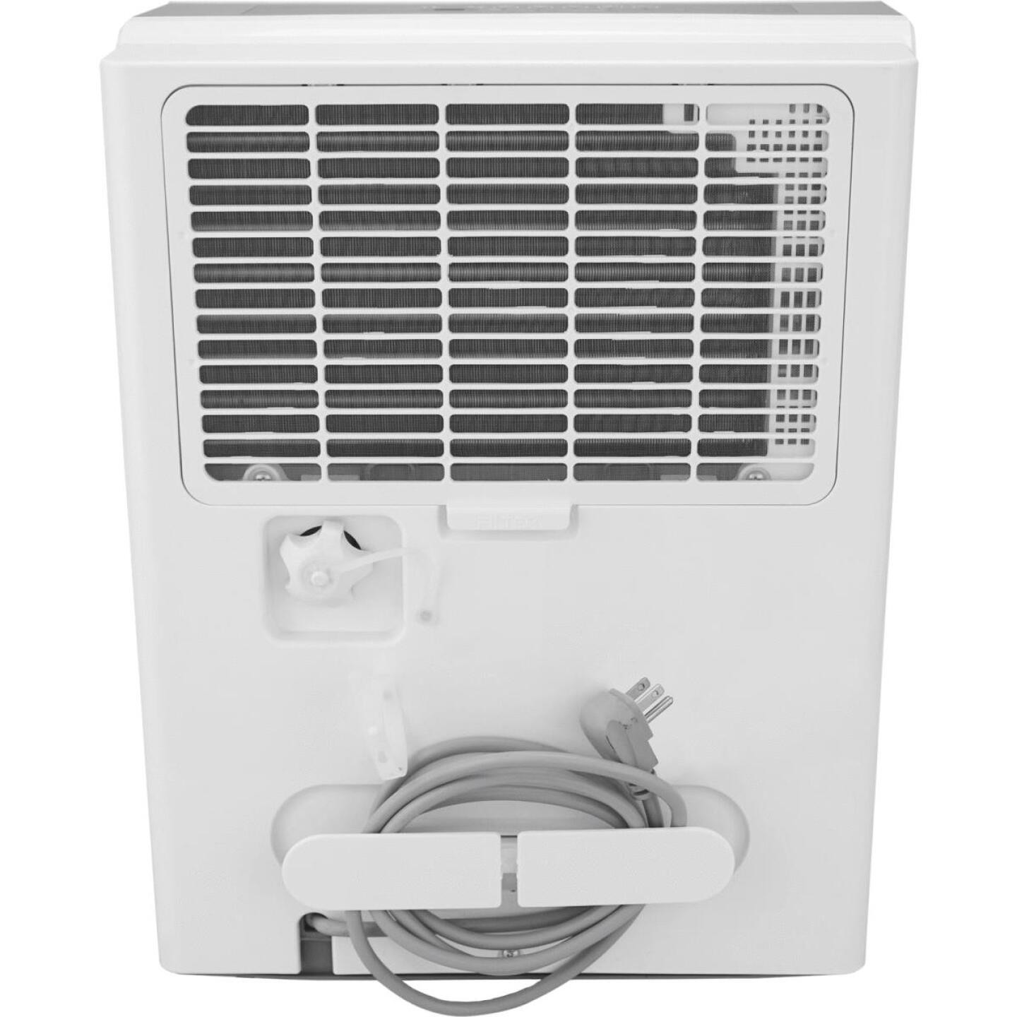 Perfect Aire 22 Pt./Day 430 Sq. Ft. Coverage 2-Speed Flat Panel Dehumidifier Image 5