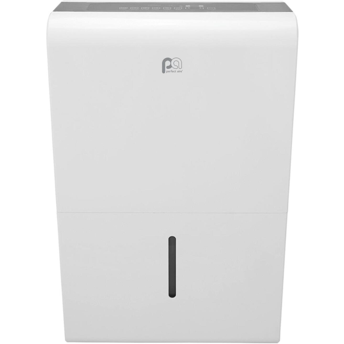 Perfect Aire 35 Pt.Day 2-Speed Flat Panel Dehumidifier Image 4