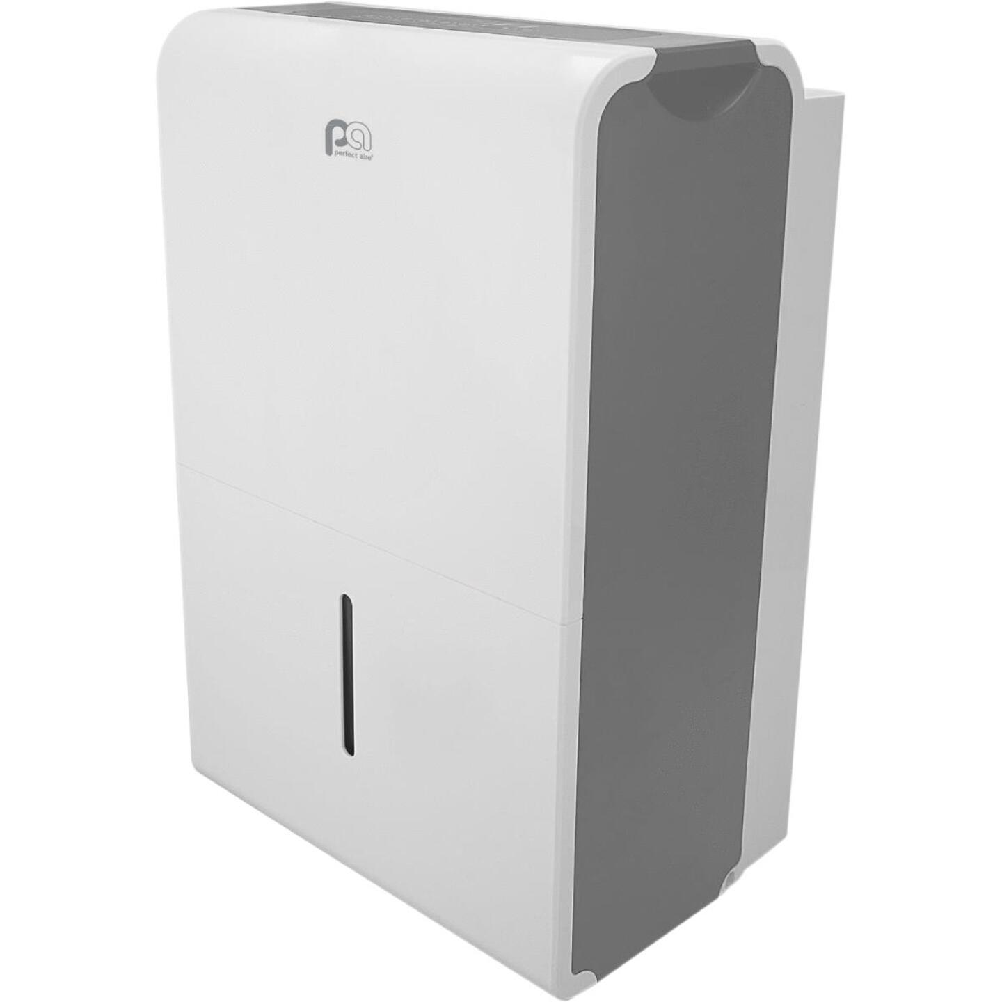 Perfect Aire 35 Pt.Day 2-Speed Flat Panel Dehumidifier Image 1