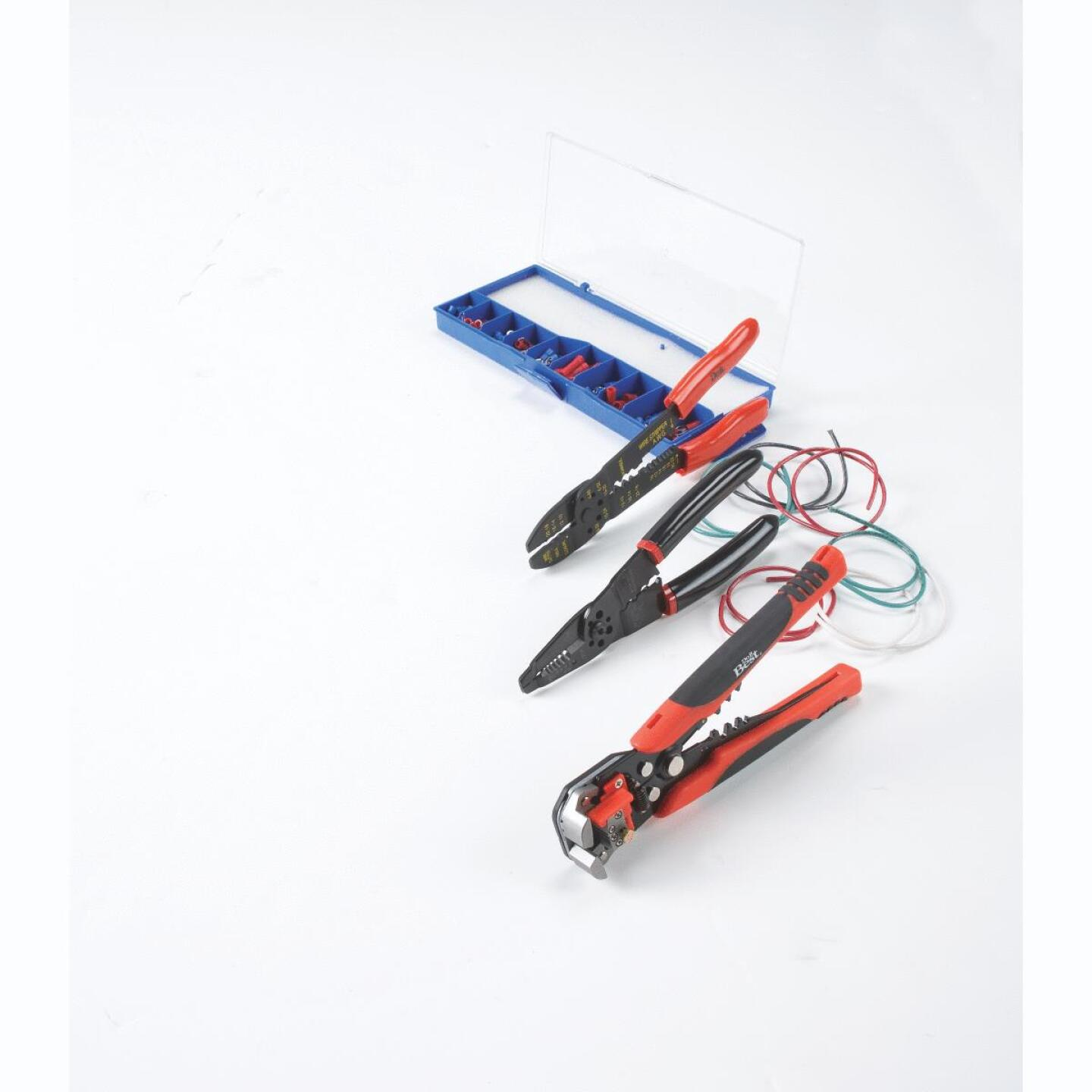 Do It Best 8 In. 10 to 26 AWG Solid/Stranded Auto Wire Stripper Image 4