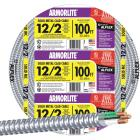 Southwire 100 Ft. 12/2 MC Armored Cable Image 1