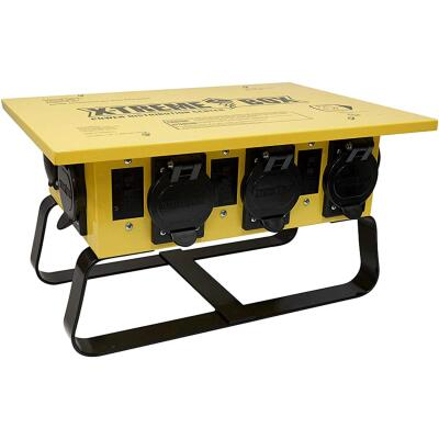 Southwire X-Treme Box 50A Generator Power Inlet Box