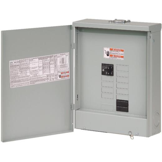 Eaton BR 100A 10-Space 20-Circuit Raintight Load Center