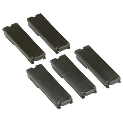 Eaton 3/4 In. CH Load Center Breaker Filler Plate (5-Pack)