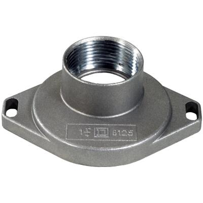 Square D 1-1/4 In. RB Bolt-On Conduit Hub