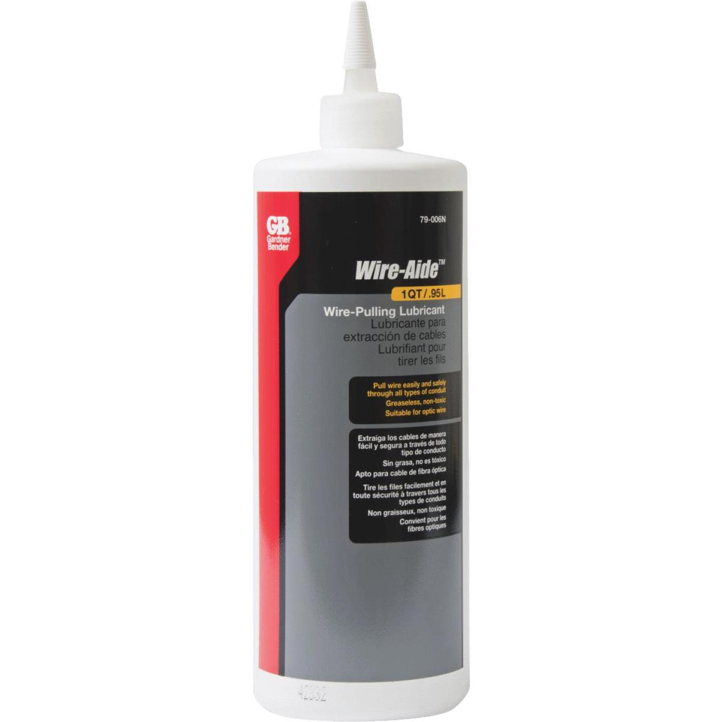 Gardner Bender Wire-Aide 1 Qt. Wire Pulling Lubricant Image 1