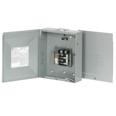 Eaton CH 125A 8-Space 8-Pole Indoor Main Lug Load Center