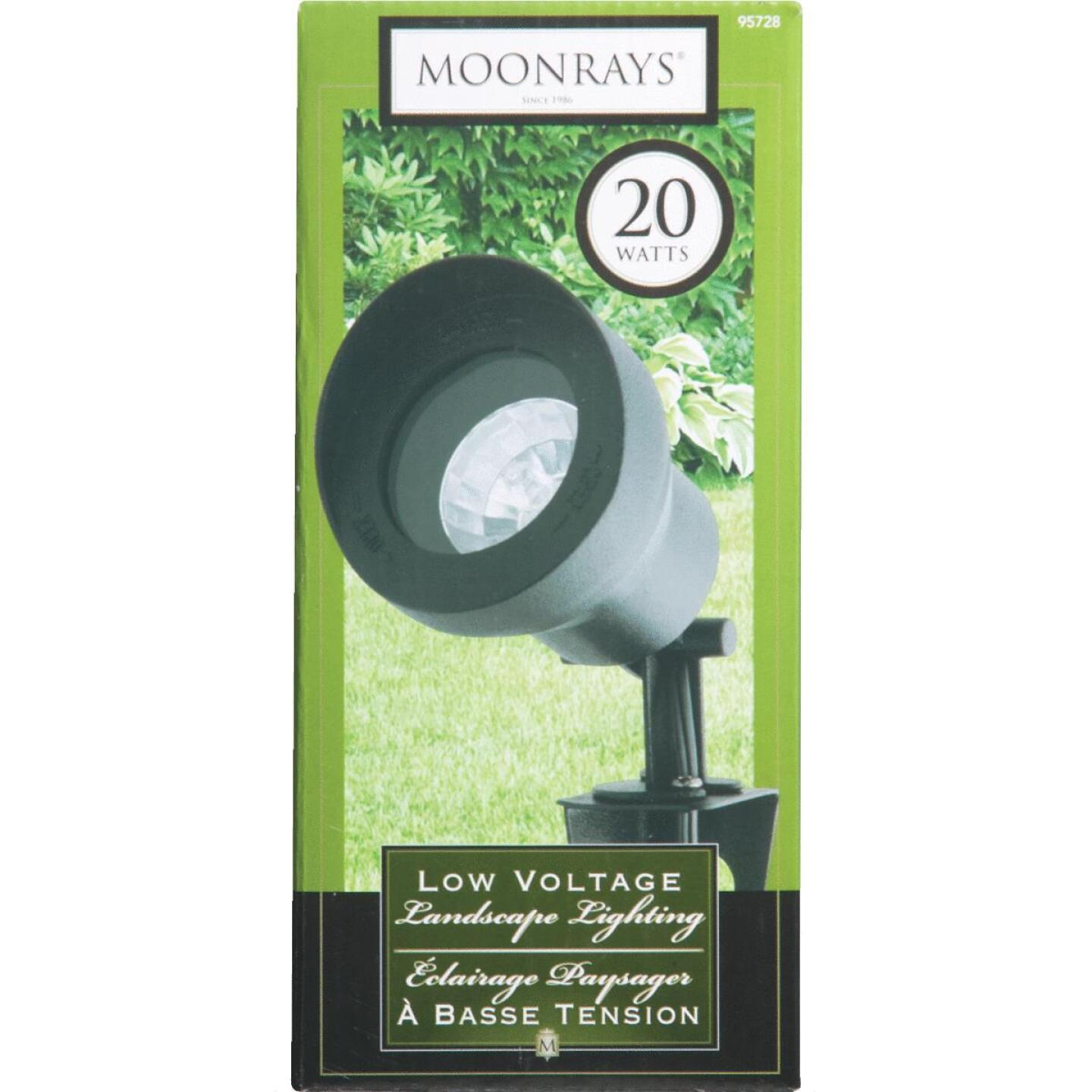 Moonrays Halogen Black Landscape Stake Light Image 2