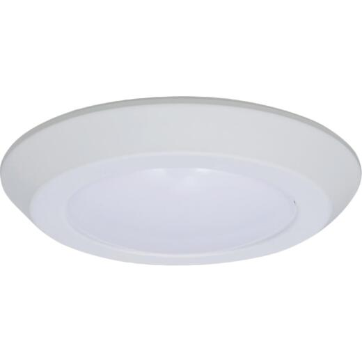 Halo 6 In. Retrofit Surface Mount Selectable Color Temperature LED Recessed Light Kit, 812 Lm.