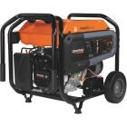 Generac 8000W Gasoline Powered Electric/Recoil Pull Start Portable Generator CARB Compliant Image 1
