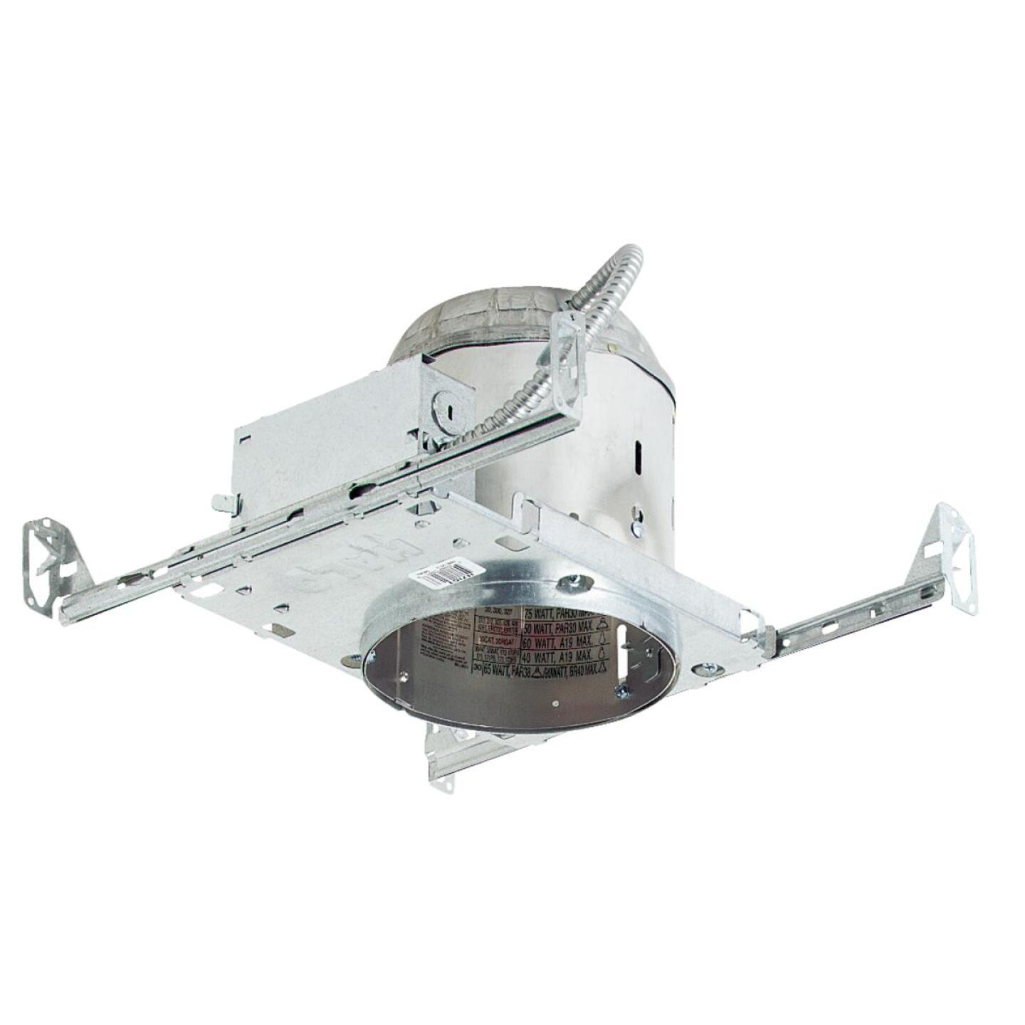 Halo 6 In. New Construction IC Rated Recessed Light Fixture Image 1