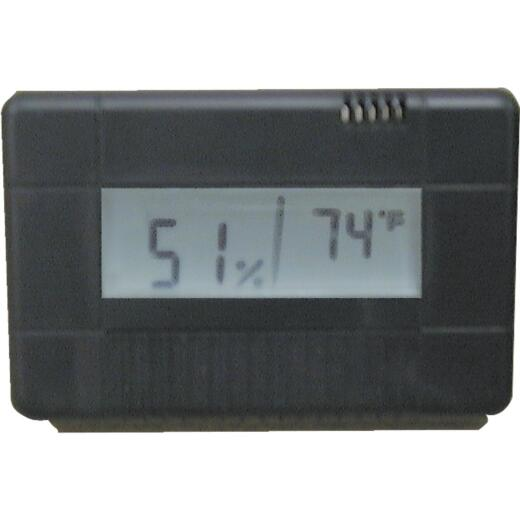 Thermometers, Hygrometers & Accessories