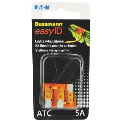 Bussmann 5-Amp 32-Volt ATC Blade Automotive Fuse (2-Pack)